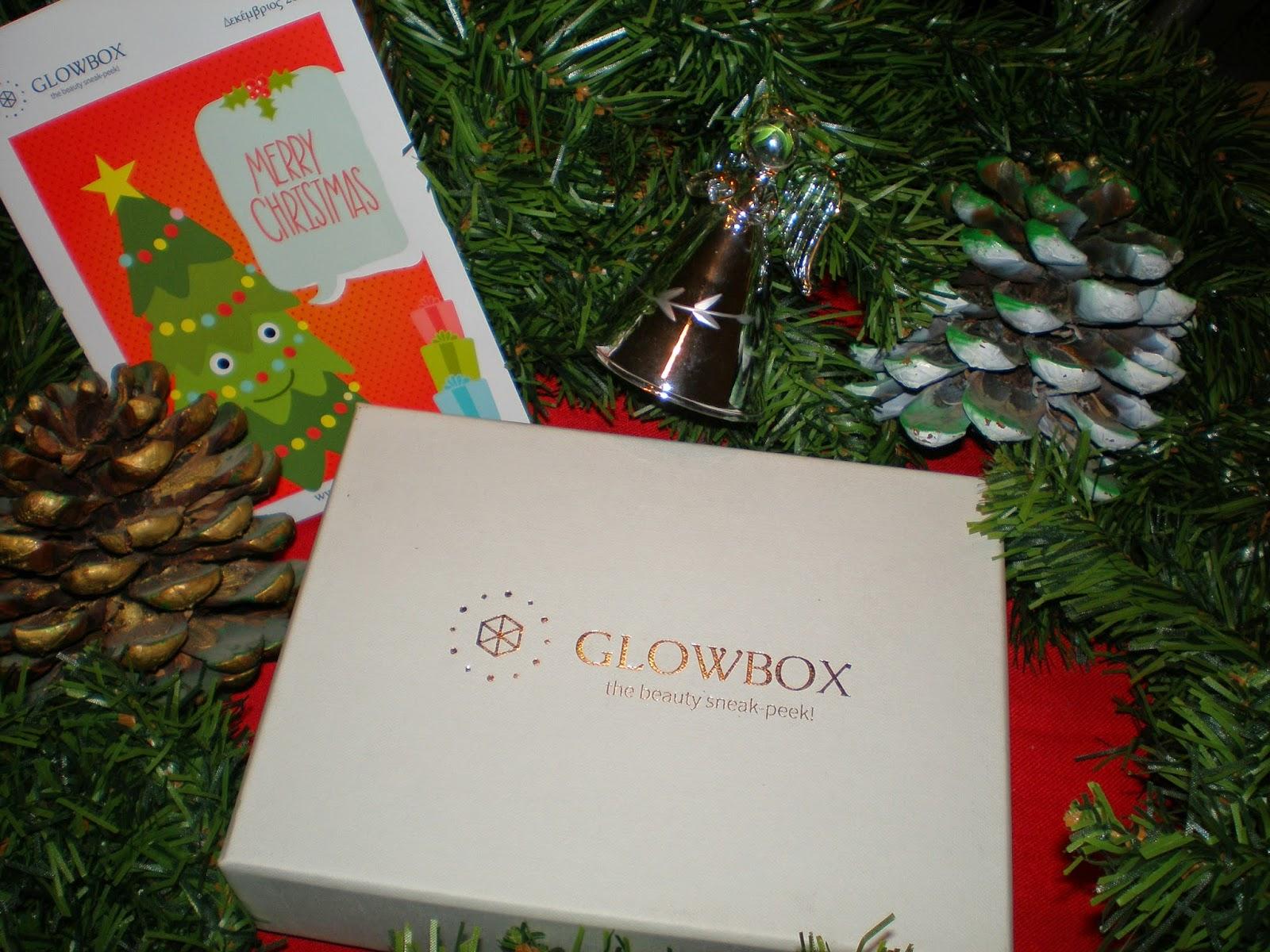 December Glowbox