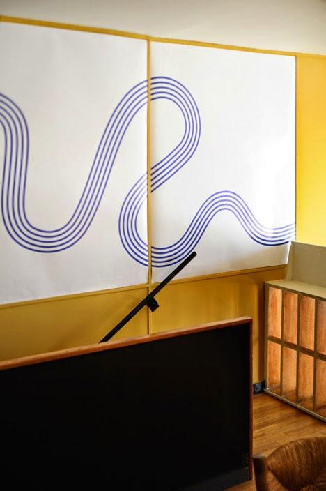 Pierre Charpin: Apartamento N°50 de la Cité Radieuse (Le Corbusier, 1952)