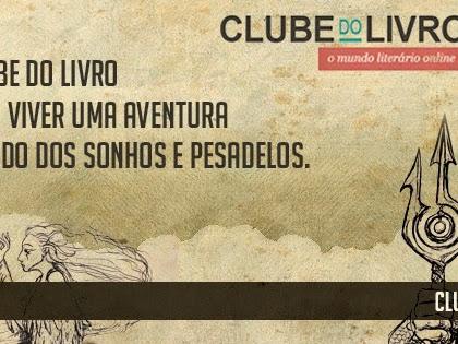 Clube do Livro - Potterish: Sessão Reservada com o autor Marcelo Amaral - Envie perguntas e concorra a prêmios!