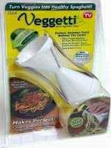 Free Veggetti Spiral Vegetable Slicer