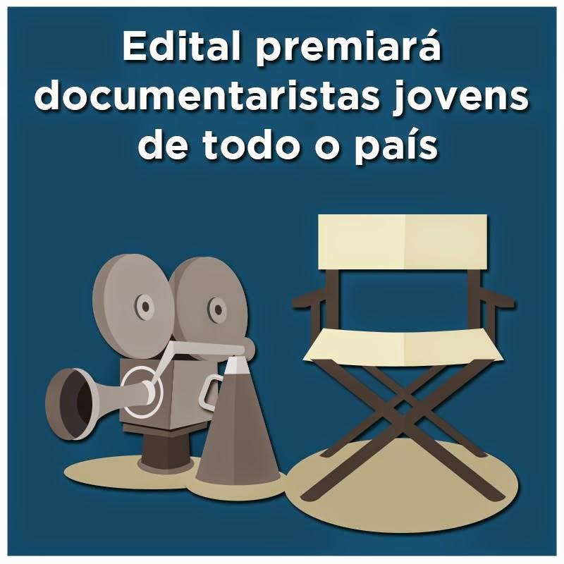 Documentários, doc, edital
