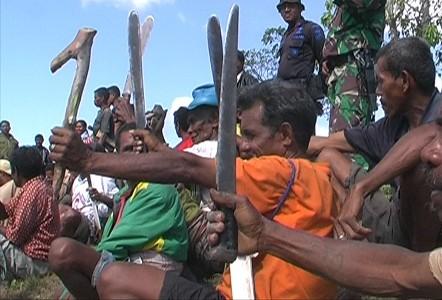 Indonesia Belum Perlu Militerisasi Warga Perbatasan