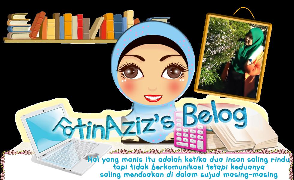 FatinAziz's Belog
