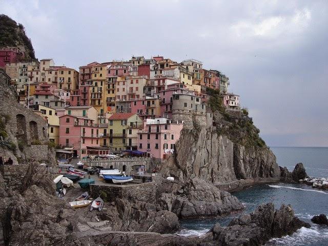 92. Cinque Terre (Italy)