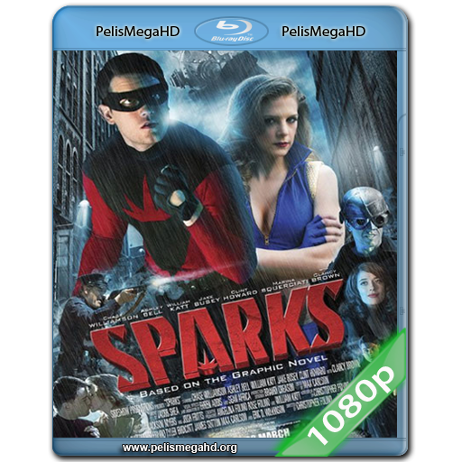SPARKS (2013) FULL 1080P BLURAY DTS X264 SUBTITULADO