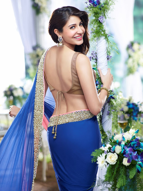 Anushka Sharma as Beauty Icon
