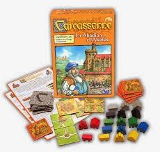 Carcassonne la Abadía y el Alcalde