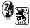 SC Freiburg - TSV 1860 München