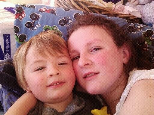 Leon and Hannah