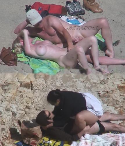 Beach Safaris Sex 19 (fucking on beach voyeur)