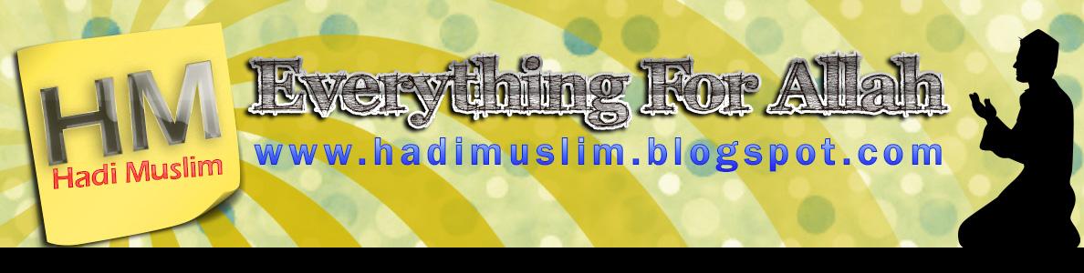 Hadi Muslim.Com