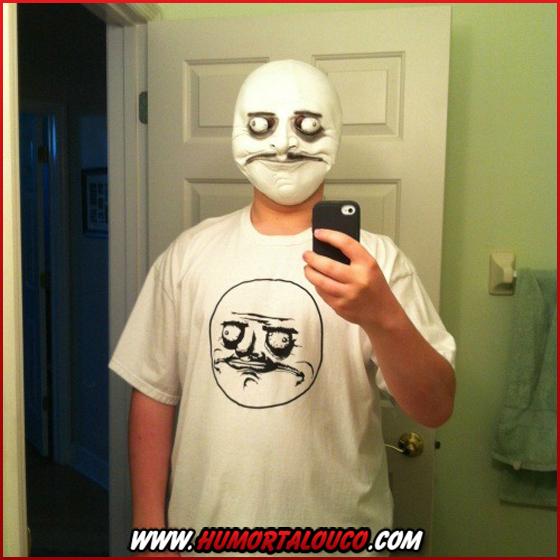 Fantasias criativas para Halloween - Hallowmeme - Meme Me Gusta