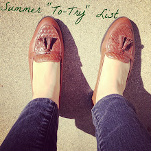 "Summer ""To-Try"" List"