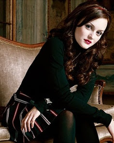 Bildresultat för blair Waldorf green sweater