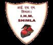 IHM Shimla logo at www.freenokrinews.com