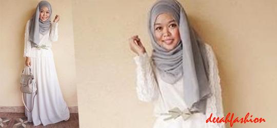 Baju Muslim Untuk Pesta Sparkly Chic