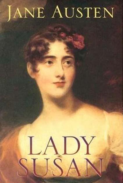 Cubierta del libro Lady Susa de Jane Austen epub y pdf