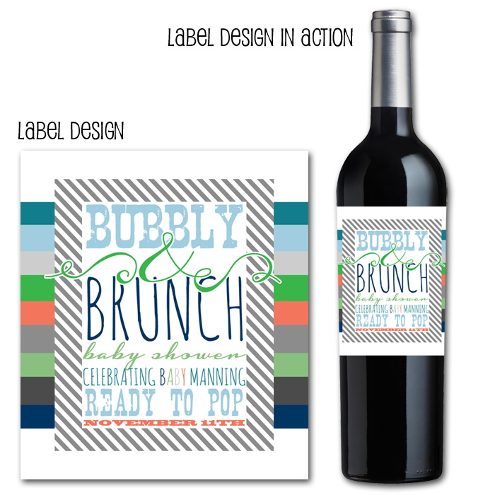 http://www.partyboxdesign.com/item_1855/Bubbly-Baby-Boy-Brunch-Wine-Label.htm