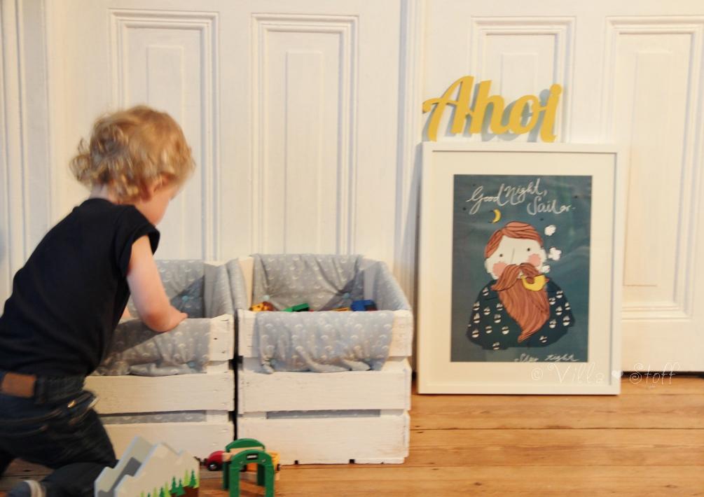 villa stoff blog ordnung ist das halbe leben upcycling diy. Black Bedroom Furniture Sets. Home Design Ideas