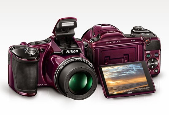 Harga dan Spesifikasi Kamera Nikon Coolpix L830