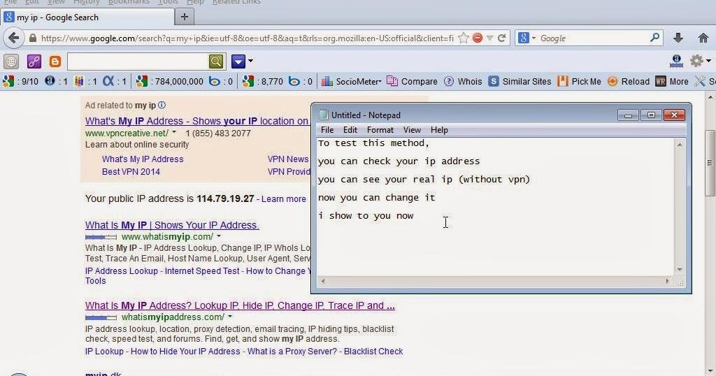 Mengganti IP Address dengan VPN ~ Putra's Blog