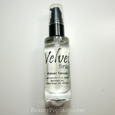 Mehron Velvet Finish Primer Serum Review