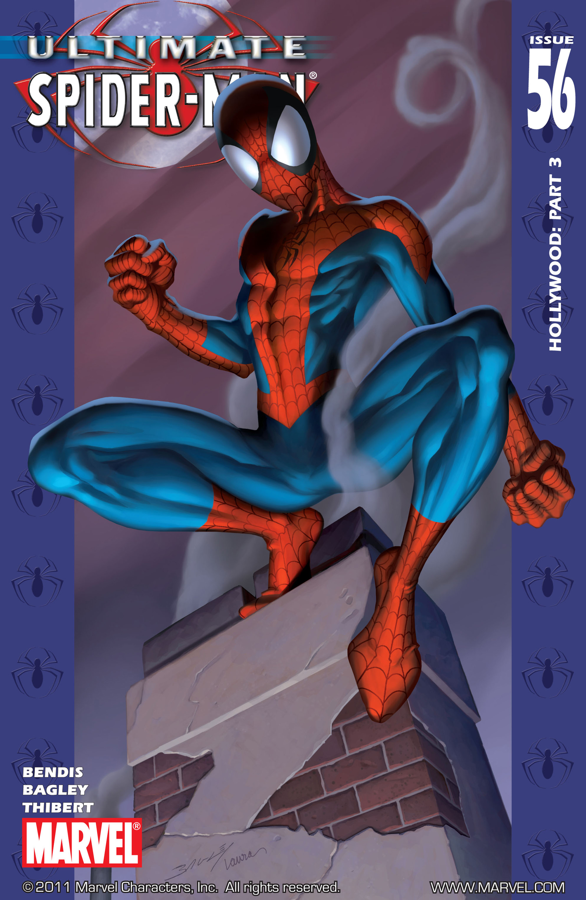 Ultimate Spider-Man (2000) Issue #56 #60 - English 1