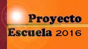 Proyecto Escuela