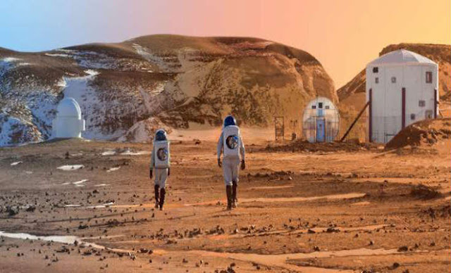 Γιατί η αποίκιση του πλανήτη Άρη κινδυνεύει να εξελιχθεί σε… ιστορική τραγωδία