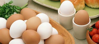 Inilah bahan-bahan penghilang bau amis pada telur