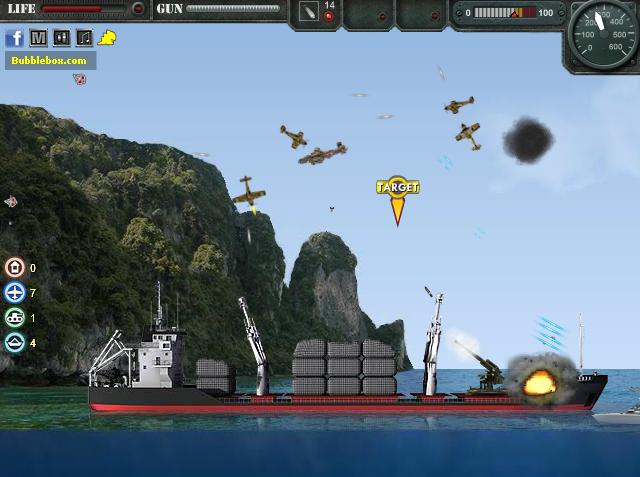 Bomber At War 2 - Skill