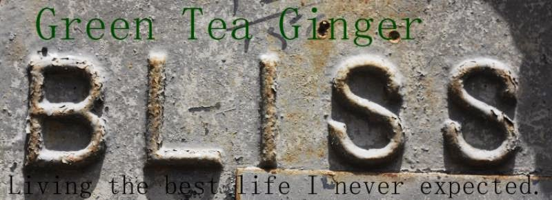 Green Tea Ginger