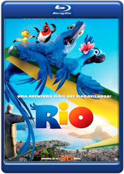 Filme Rio   Dual Áudio   BluRay 720p