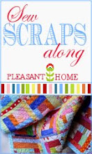 Sew Scraps Along Month