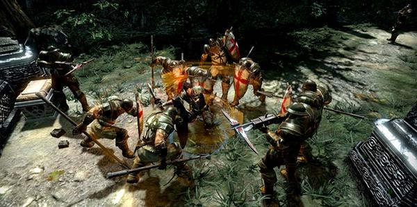 Ohgamegratis Blood Knight Screenshot 4
