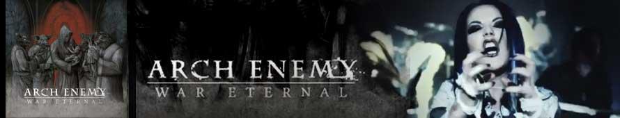 Arch Enemy : nueva vocalista, videolcip, portada y tracklist.