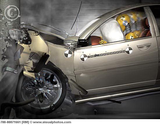 Car Crash Airbag Games