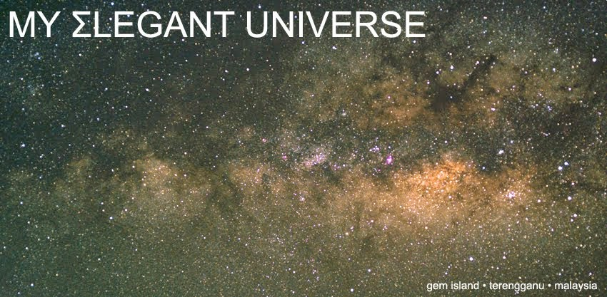 My Σlegant Universe