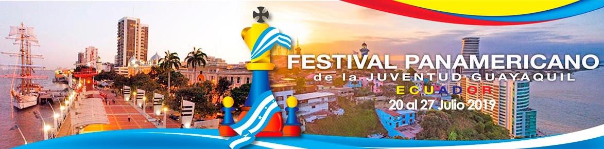 Festival Panamericano de la Juventud (Dar clic a la imagen)