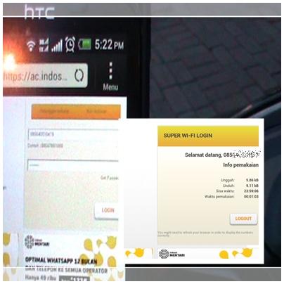 Download super wifi indosat