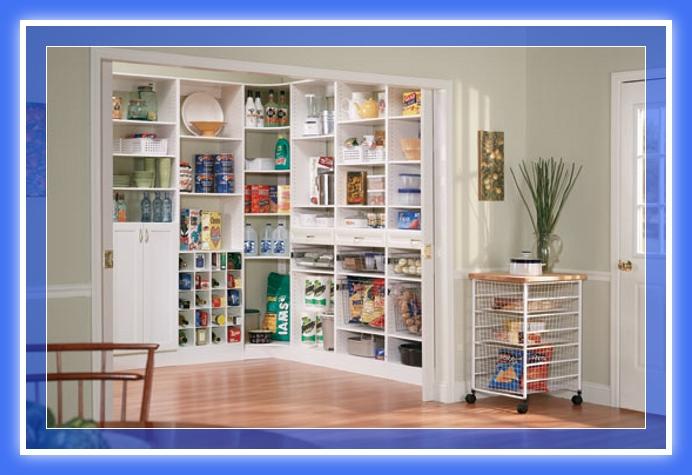 Muebles despensa cocina dise os arquitect nicos for Muebles de cocina despensa