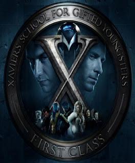 X-Men: First Class Movie
