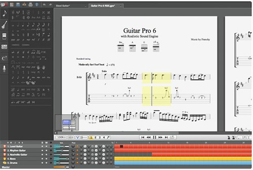 how to open guitar pro 6 files in gp5