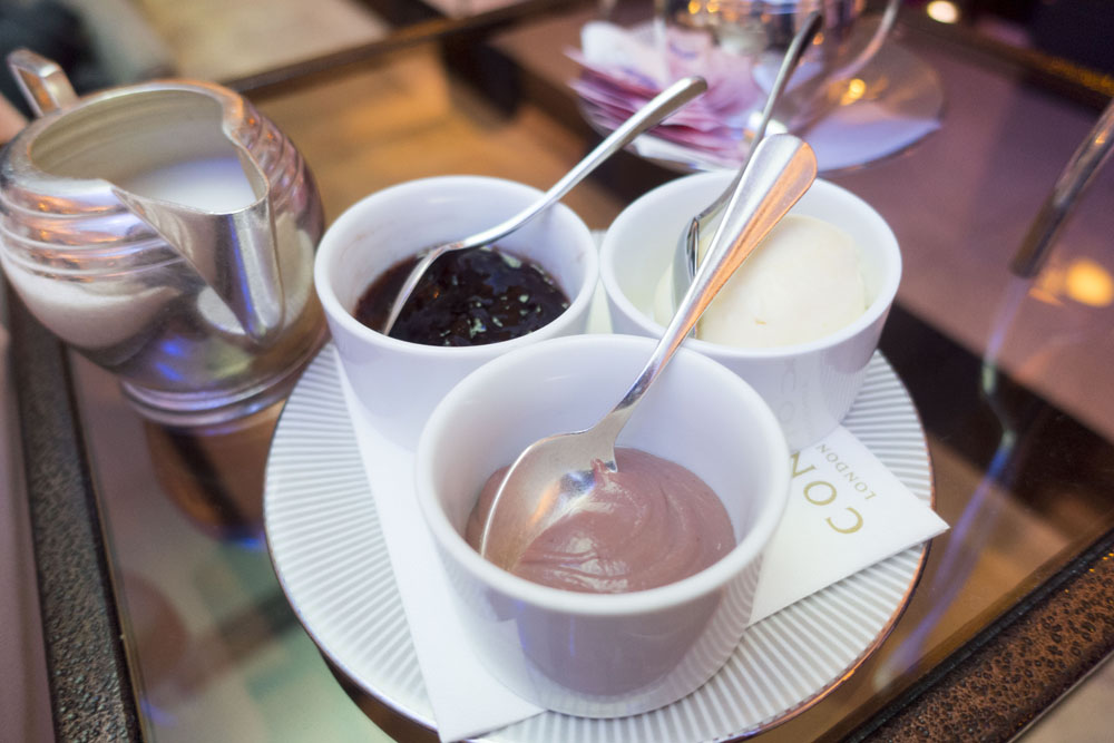 Snow Queen Afternoon Tea at the Conrad St James Hotel Review | London