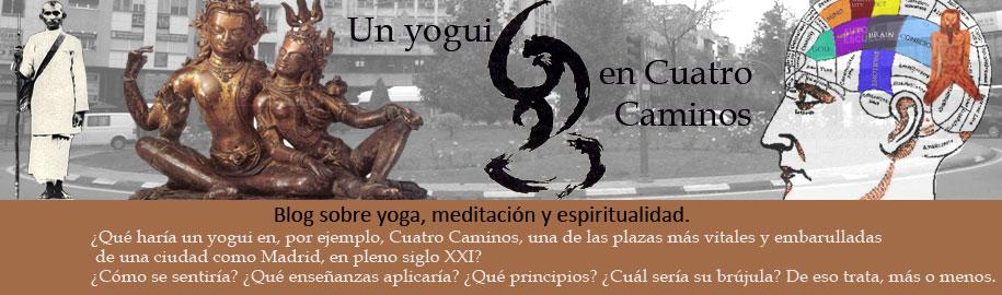 Un yogui en Cuatro Caminos