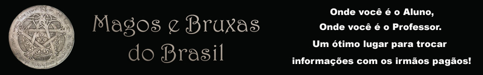 Magos e Bruxas do Brasil