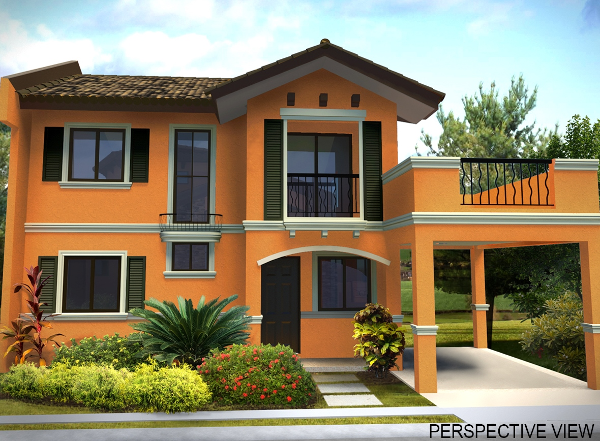 Crown Asia Philippines Citta Italia Ferretti House And Lot For Sale Molino Bacoor Cavite