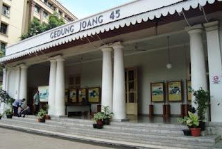 Gedung Juang 45