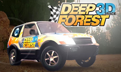 3D Race game Deep Forest 1.0.2 Apk For Android