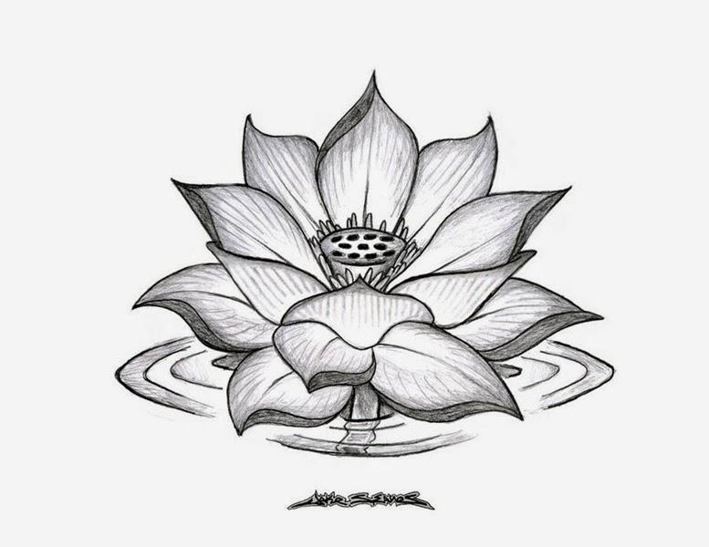 flowers drawings tattoos flowers drawings tattoos flowers drawings ...